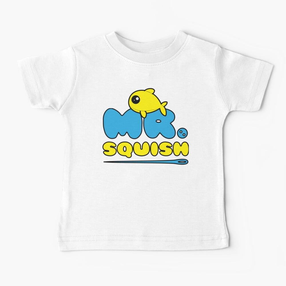 Mr.Squish Baby T-Shirt