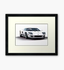 Ford Production GT II Framed Print