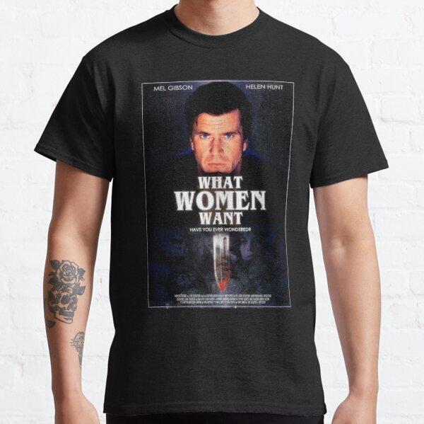 WHAT WOMEN WANT 2000 (GIALLO POSTER) Classic T-Shirt