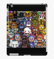 FNaF ~ 5 Five Nights at Freddys ~ Video Game Gamer Gaming iPad Case/Skin