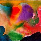 A fragile song - Watercolor by Dan Vera by danvera
