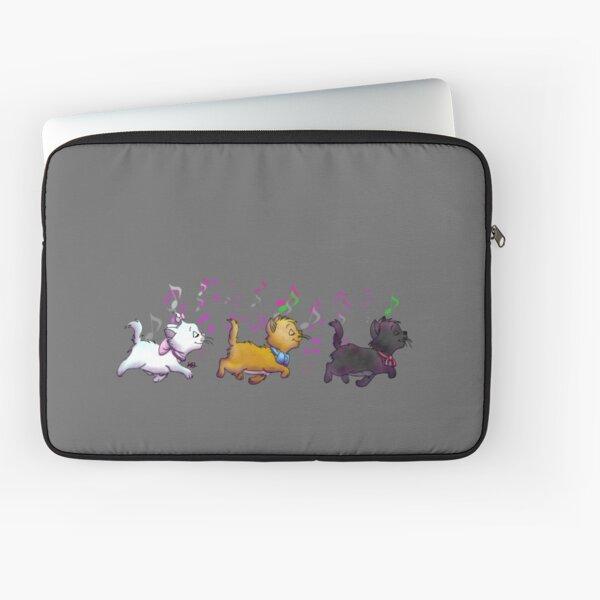 Kitten Trio Laptop Sleeve