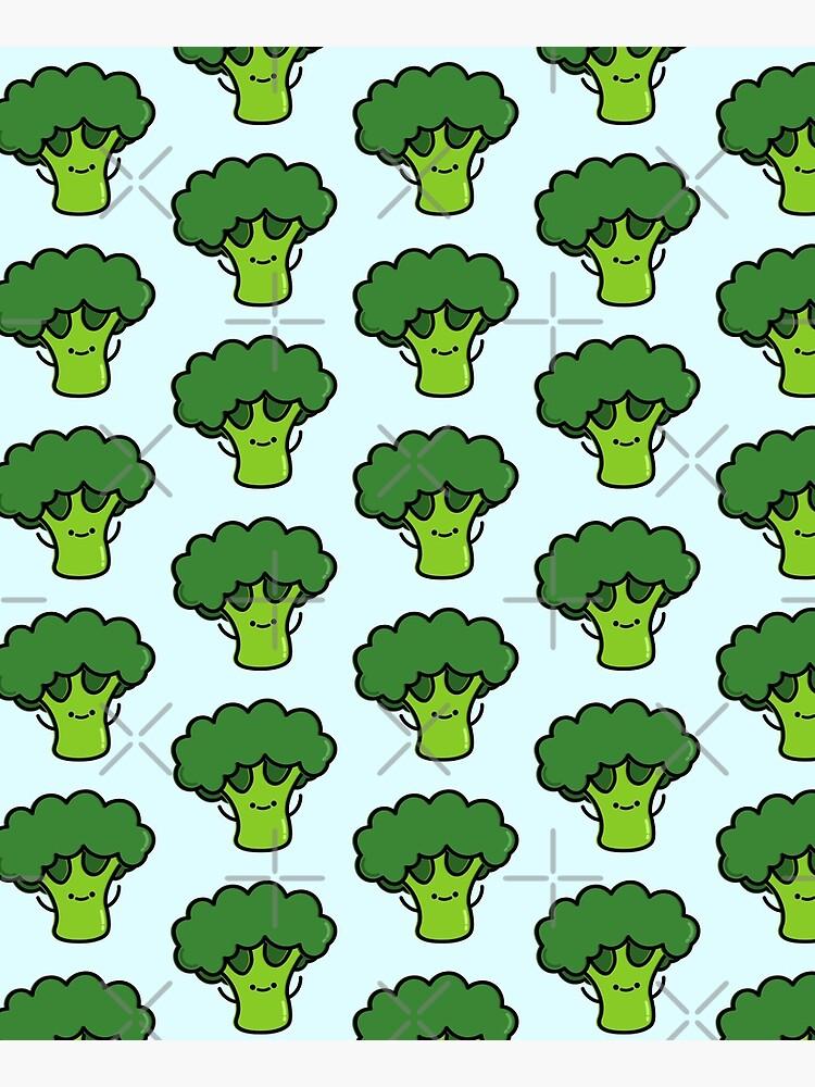 Cute Broccoli by happyfruits