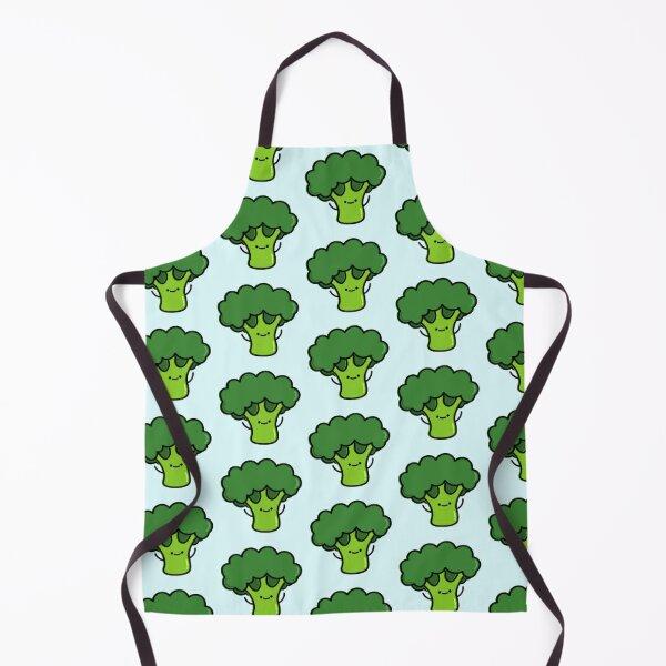Cute Broccoli Apron