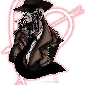 Unlikely Valentine by SketchbookGeek