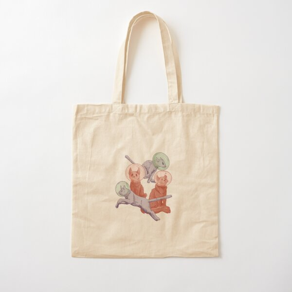 Chatstronauts - the team Cotton Tote Bag