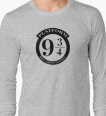 Platform 9 3/4 Long Sleeve T-Shirt