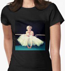 Marilyn Monroe  Tailliertes T-Shirt