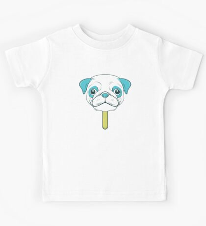 Pugsicle  Kids Clothes