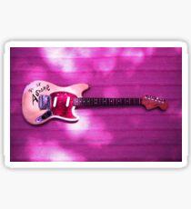 "The 1975 ""What A Shame"" Guitar Sticker"