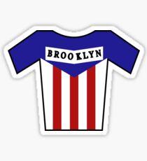Retro Jerseys Collection - Brooklyn Sticker