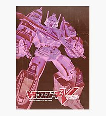 G1 Transformers Victory Poster Photographic Print