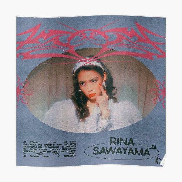 SAWAYAMA - RINA SAWAYAMA Poster