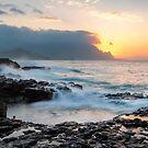 The Queen's Bath - Kauai by Michael Treloar