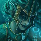The Lady Kraken by FaerytaleWings
