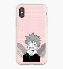 Haikyuu Hinata iPhone Case