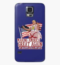 Making America Great Again! Donald Trump (IDIOCRACY) Case/Skin for Samsung Galaxy