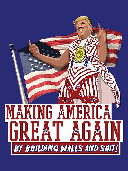 Make america great poster-6697