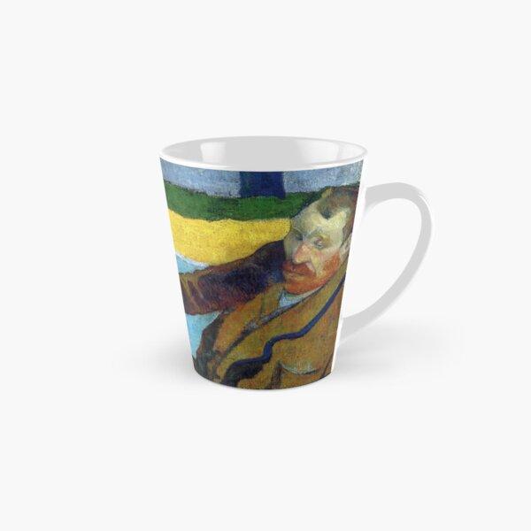 Enhanced, High Res. Paul Gauguin Painting, Vincent van Gogh Painting Sunflowers (1888) Tall Mug