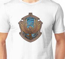 Hogwarts House Crest - Ravenclaw Eagle Unisex T-Shirt