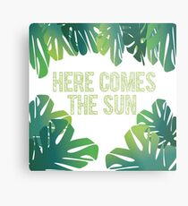 Here comes the summer! Metal Print