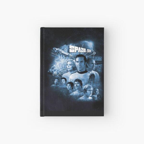 ALPHAN BLUE MOON 1 SPAZIO: 1999 LOGO Hardcover Journal