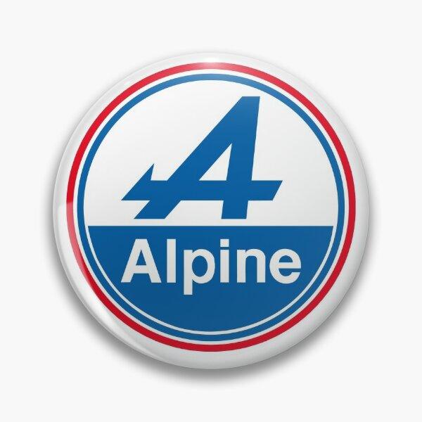 ALPINE A110 A310 A610 BERLINETTE Pin