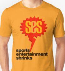 SES Podcast - Sports Entertainment Shrinks T-Shirt
