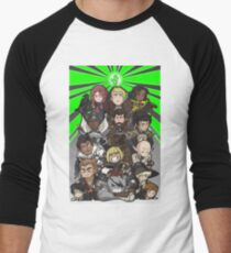 Dragon Age Inquisition Men's Baseball ¾ T-Shirt