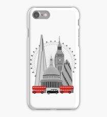 London Scene iPhone Case/Skin