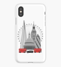 London Scene iPhone Case/Skin