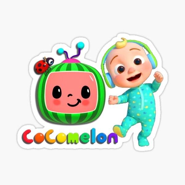 Canción infantil Cocomelon Nursery Rhymes Pegatina