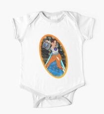 Portal - Chell & Wheatley Kids Clothes