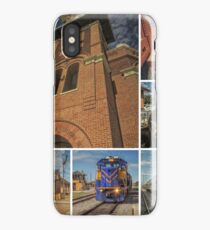 A Tribute to Grapevine Texas iPhone Case/Skin