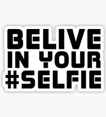 Facebook Funny Popular Selfie Internet Joke T-Shirt  Sticker