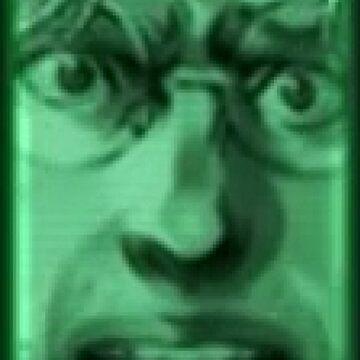 Otacon Panic Face by Realbreather