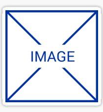 UX No Image Sticker