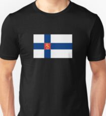State Flag of Finland T-Shirt