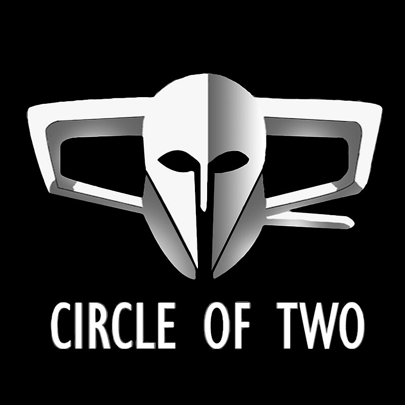 """Connu Circle-of-Two EVE Online alliance logo"""" Stickers by Galendil  VT84"""