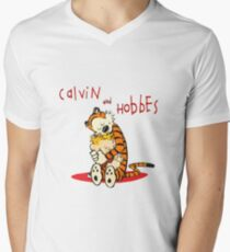 Calvin and Hobbes Big Hugs T-Shirt