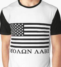 Molon Labe Graphic T-Shirt