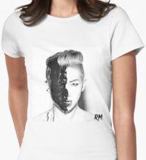 Rap Monster Tailliertes T-Shirt