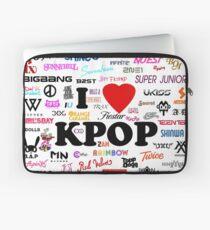 Ich <3 K-POP Laptoptasche