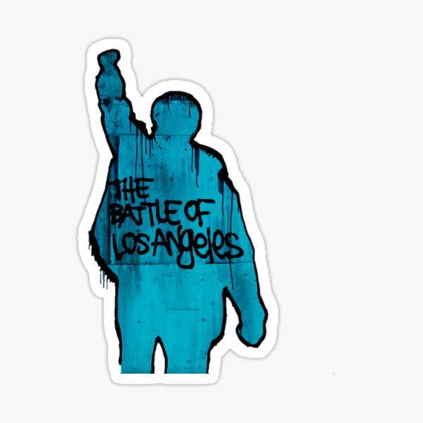 BEST SELLER - RAGE AGAINST THE MACHINE Sticker