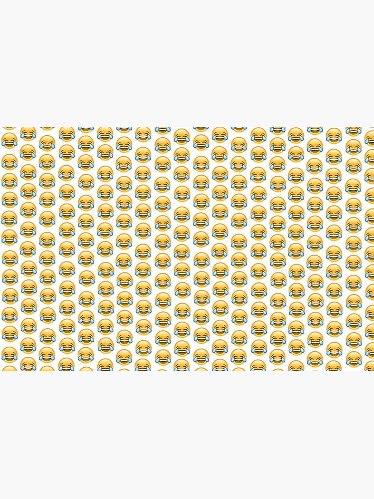 Schreiendes lachendes emoji von vaganaut