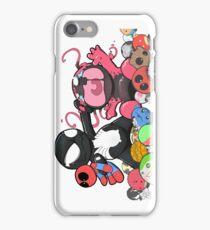 Baby Symbiotes iPhone Case/Skin