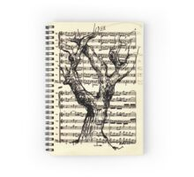Quot Handel Water Music Tree 3 Quot By Rebecca Rees Redbubble