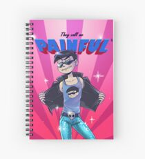 Karamatsu - They Call Me PAINFUL Spiral Notebook