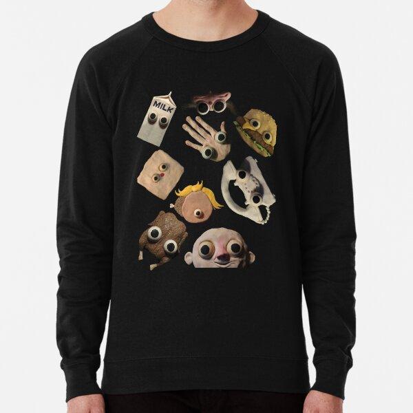 Jack Stauber Mix Lightweight Sweatshirt