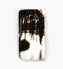 Willow Silouette Samsung Galaxy Case/Skin